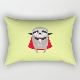Vampire Sloth Halloween Costume T-Shirt Rectangular Pillow