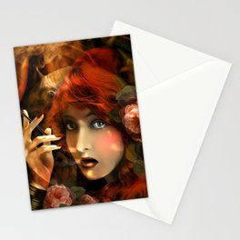 Experiment -Lillian Gish- Stationery Cards