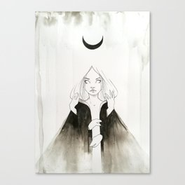 Moonchild I Canvas Print