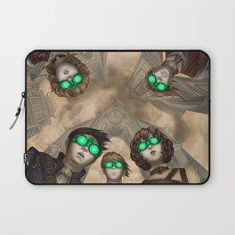 Oz City of Green Laptop Sleeve