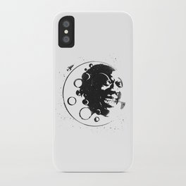 STRONG MOON iPhone Case