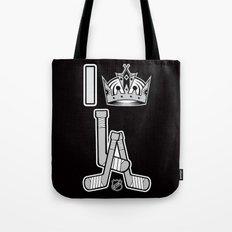 I Love LA Kings Tote Bag