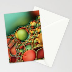 Bubble Jewels Stationery Cards