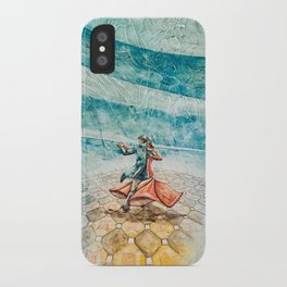 However, let's dance iPhone Case