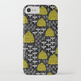 Honey Bees & Hives iPhone Case