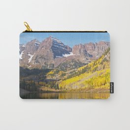 The Maroon Bells Carry-All Pouch