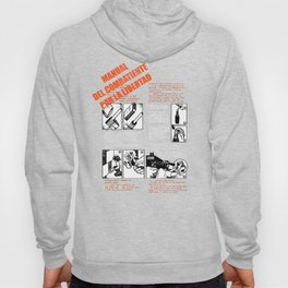 The Freedom Fighters Manual (for dark T's) Hoody