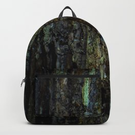 Colourful Wood Rot Backpack