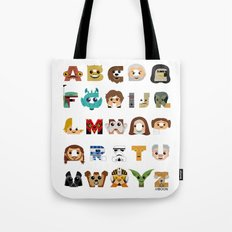 ABC3PO Tote Bag