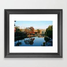 Camden Town Framed Art Print