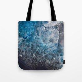 An Ocean in Stone Tote Bag