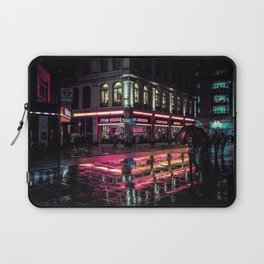 London Nights / Liam Wong Laptop Sleeve