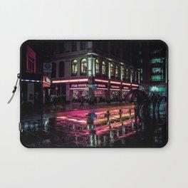 London Nights / Liam Wong Laptop Sleeve