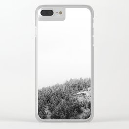 American West 001 Clear iPhone Case