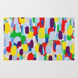 A Splash of Color Rug