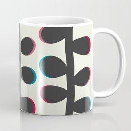 Like a Leaf [black] Coffee Mug