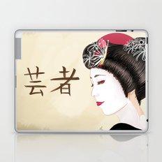 Geisha - Painting Laptop & iPad Skin