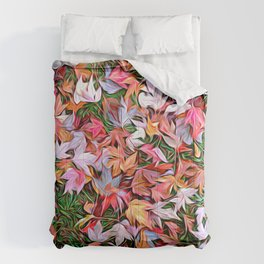 Autumn Colour (multicolour) Comforters