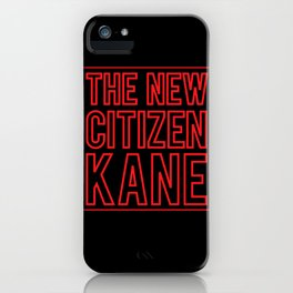 The New Citizen Kane iPhone Case