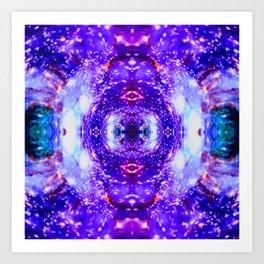 Stargate of Transformation Art Print