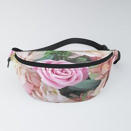 Colorful Roses Fanny Pack