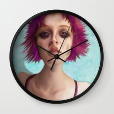 I don't like the drugs.... Wall Clock