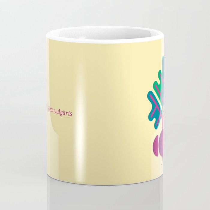 Vegetable: Beetroot Coffee Mug