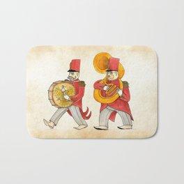 García, tuba Bath Mat