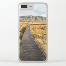 Ballycroy Clear iPhone Case