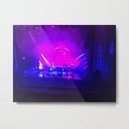 Dark Side Of Moon Concert Metal Print