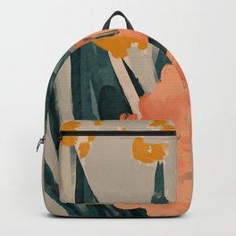 Bouquet Of Summer Citrus Backpack