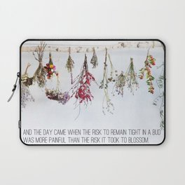 The Risk Laptop Sleeve