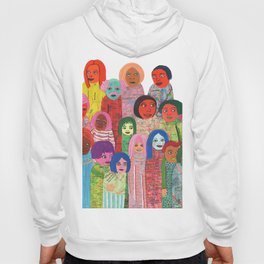 All the People Hoody