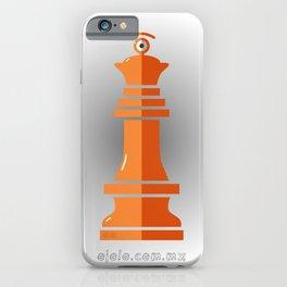 queen glance iPhone Case