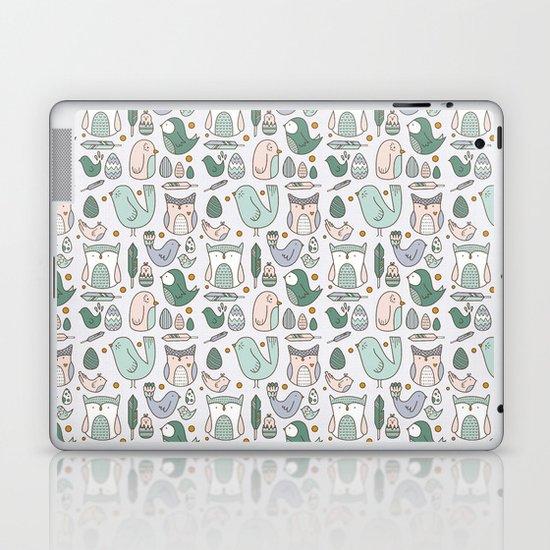 Little Birdies Laptop & iPad Skin