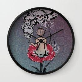 Anthropomorphine 0.01 Wall Clock