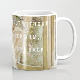 never without a book Coffee Mug