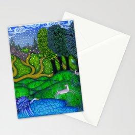Monsoon Sanghri-La Stationery Cards