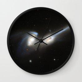 Galaxy merger Wall Clock
