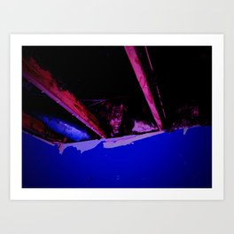 Beauty from the Ashes:  The Ceiling Art Print