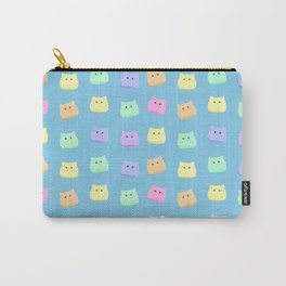 Cat Slimes! Carry-All Pouch