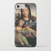madonna iPhone & iPod Cases featuring Madonna  by Mexicanfood