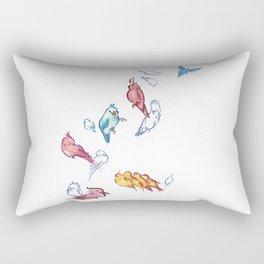 Aves Rectangular Pillow
