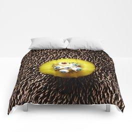 kiwihedgehogeyes Comforters