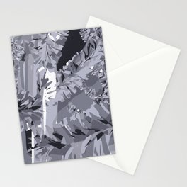 The Unreal and Absolute Always Keeps Its Formation Stationery Cards