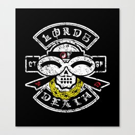 .: Lords Of Death :. Canvas Print