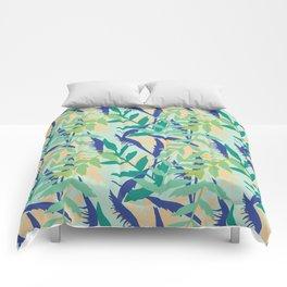 Rotorua Foliage Comforters