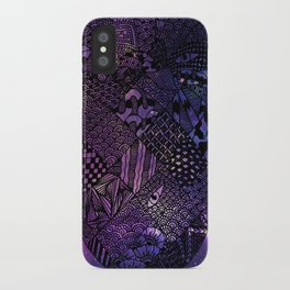 Space Pineapple iPhone Case