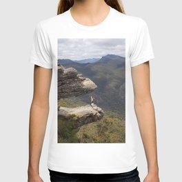HAND STAND IN THE GRAMPIANS AUSTRALIA T-shirt