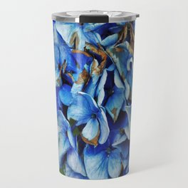 Bundles of Blue Travel Mug